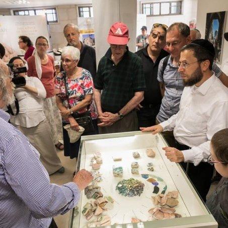תערוכה יום ירושלים